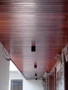 Jual plafond kayu