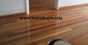 jenis lantai kayu bengkirai