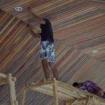 Biaya pasang lantai kayu