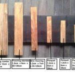 pemasangan Konstruksi Lantai Kayu Batam