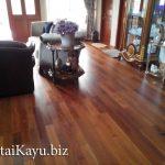 Memperkenalkan Lantai Kayu Merbau di Lombok