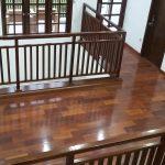 Manfaat Memasang Lantai Kayu Solid