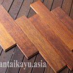 harga lantai kayu merbau permeter material only