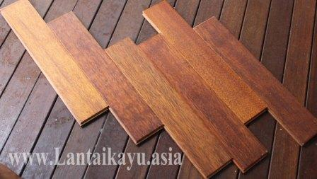 Flooring Lantai Kayu Merbau