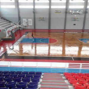 lantai arena basket