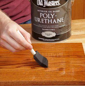 finishing kayu PU