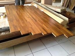 Lantai kayu Merbau FJL