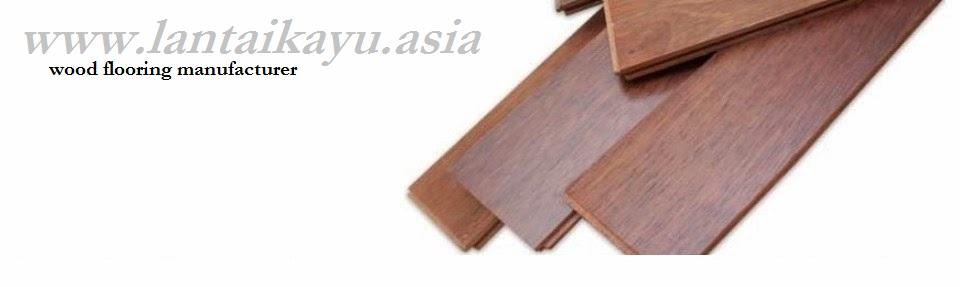 Proses coating lantai kayu