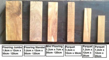 lantai kayu jati bekasi
