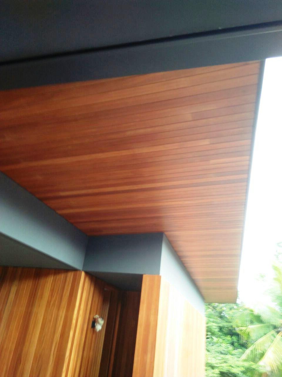 lumbershiring plafond kayu