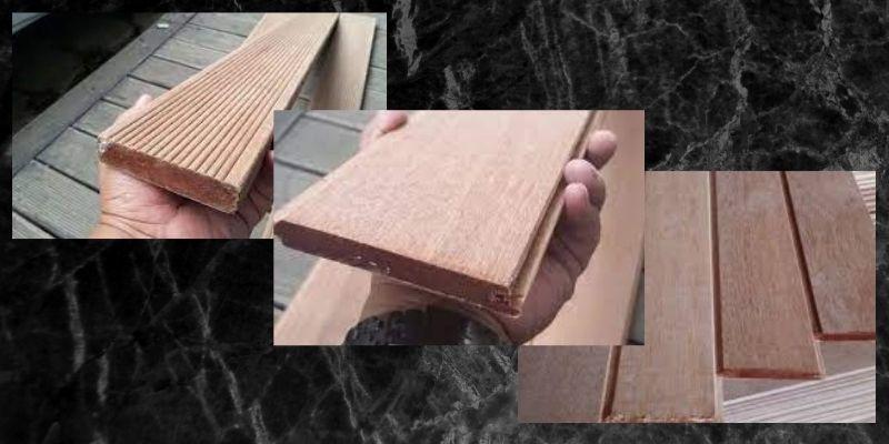 3 jenis produk kayu keruing