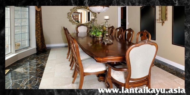 jenis lantai terbaik - lantai granit