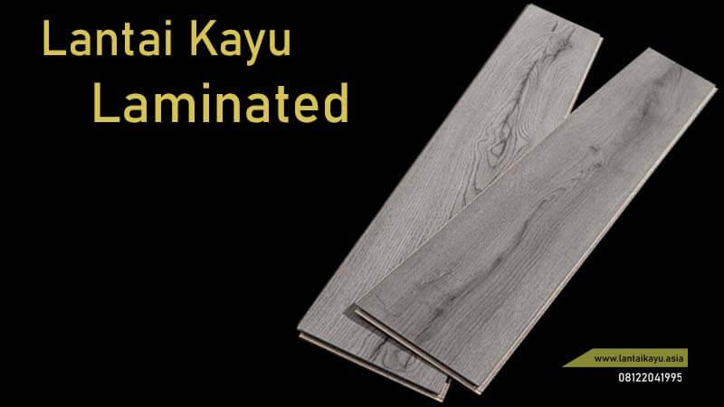 jenis lantai kayu laminated