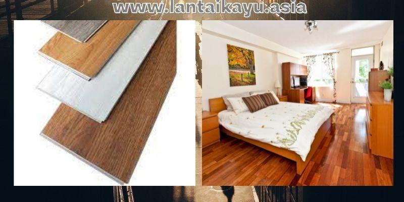 Lantai Kayu Laminasi (Laminated Flooring)