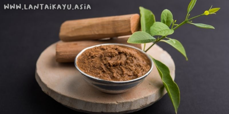 kayu cendana untuk obat herbal