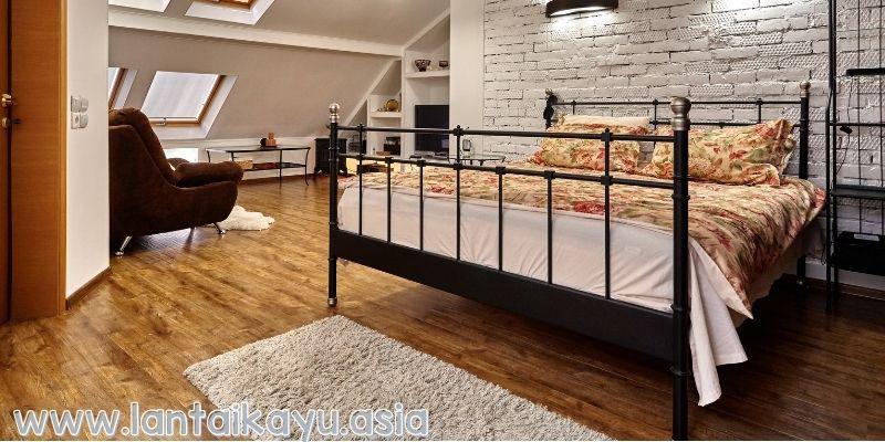 Lantai Di Ruangan kamar tidur