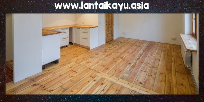 Keunggulan Lantai kayu Solid