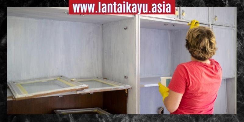 inspirasi dekorasi rumah minimalis yang kekinian - gunakan kabinet serbaguna