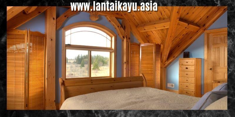 dekorasi kamar tidur ala skandinavian